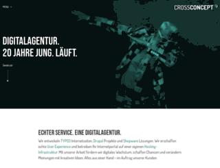 cross-software.eu screenshot