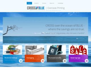 crossblue.com screenshot