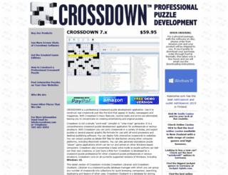 crossdown.com screenshot