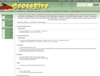 crossfire.real-time.com screenshot