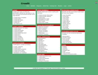 crossfit.jouwpagina.nl screenshot