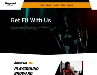 crossfitftlauderdale.com screenshot