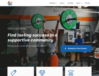 crossfitlodo.com screenshot