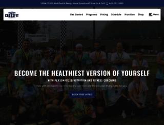 crossfitmurphy.com screenshot