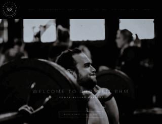 crossfitpbm.com screenshot