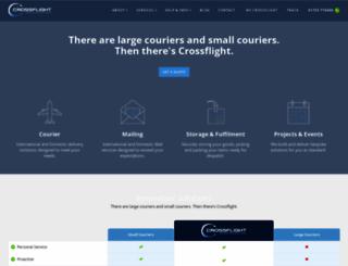 crossflight.com screenshot