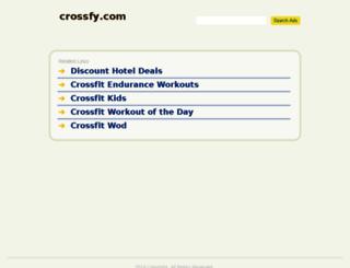 crossfy.com screenshot