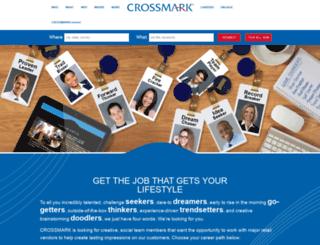crossmarkcareers.jobs screenshot