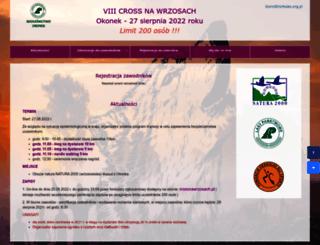 crossnawrzosach.pl screenshot
