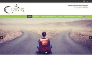 crossroadcoaching.nl screenshot