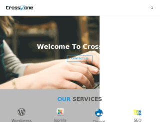 crosszonetech.com screenshot