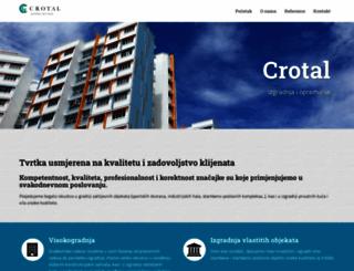 crotal.hr screenshot