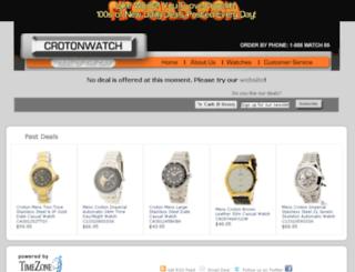 crotonwatchdod.com screenshot