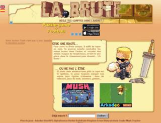 crovoi.labrute.fr screenshot