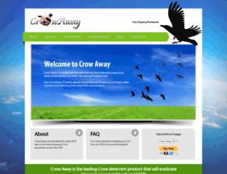 crowaway.com screenshot