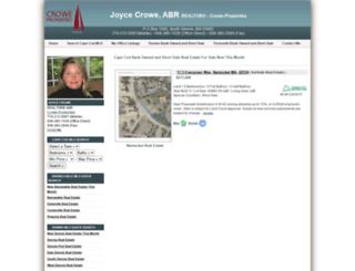 crowe-properties.com screenshot