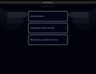 crownbus.com screenshot