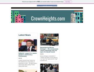 crownheights.com screenshot
