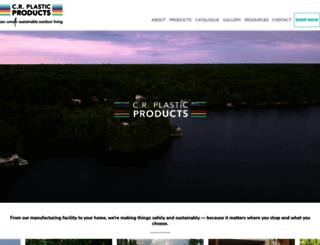 crpproducts.com screenshot