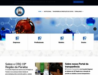 crq19.org.br screenshot