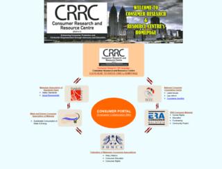crrc.org.my screenshot