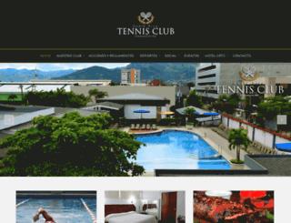 crtennis.com screenshot