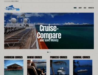 cruise-compare.com screenshot