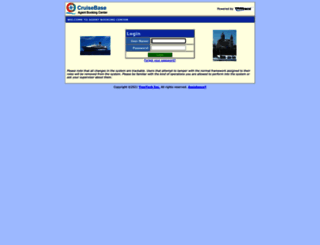 cruisebase.com screenshot
