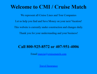 cruisematch.com screenshot