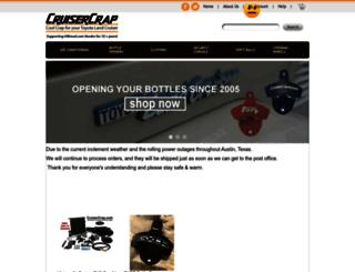 cruisercrap.com screenshot