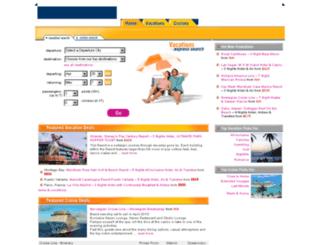 cruisesonlyhiltonhhonors.com screenshot
