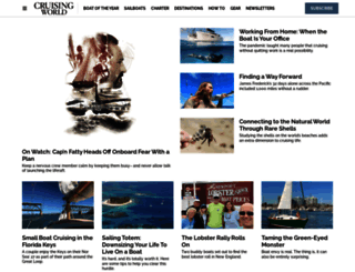 cruisingworld.com screenshot
