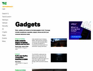 crunchgear.com screenshot
