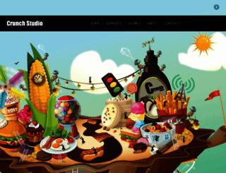 crunchstudio.net screenshot