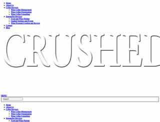 crushedconsulting.com screenshot