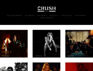 crushmm.com screenshot