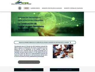cruzblanca.com.co screenshot
