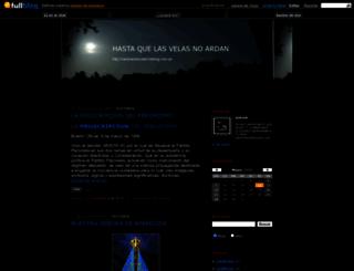 cruzdelsur.fullblog.com.ar screenshot