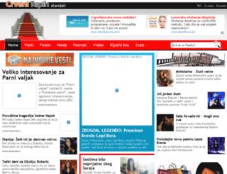 crvenitepih.com screenshot