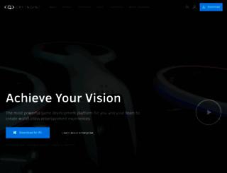 cryengine.com screenshot