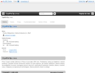 cryopol.all.biz screenshot