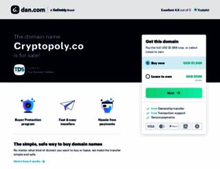 cryptopoly.co screenshot