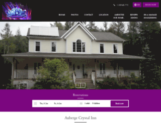 crystal-inn.com screenshot