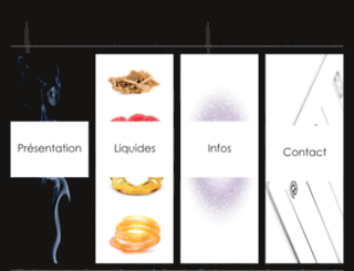 crystal-liquide.com screenshot