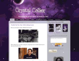 crystalcollier.blogspot.com screenshot
