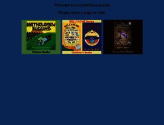 crystalmarcos.com screenshot