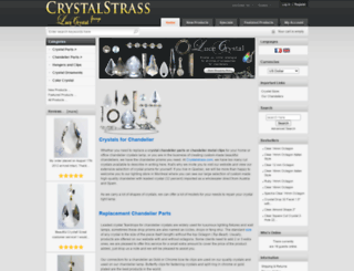 crystalstrass.com screenshot