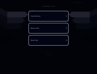 crystaltech.com screenshot