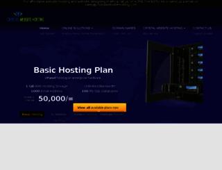 crystalwebsitehosting.com screenshot