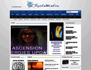 crystalwind.ca screenshot